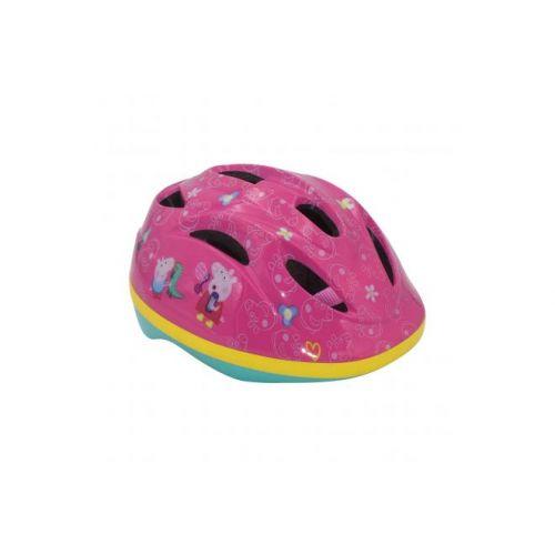 Peppa Pig fietshelm roze 51-55 cm