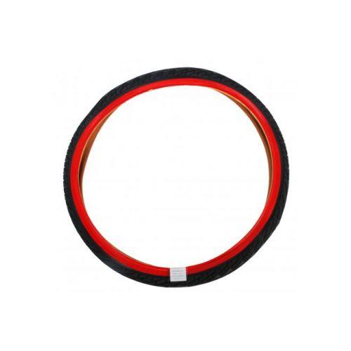 Volare buitenband 24 inch rood zwart