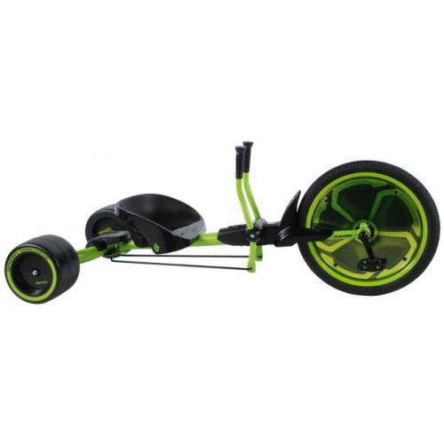 Huffy Green Machine jongens en meisjes 20 inch groen zwart