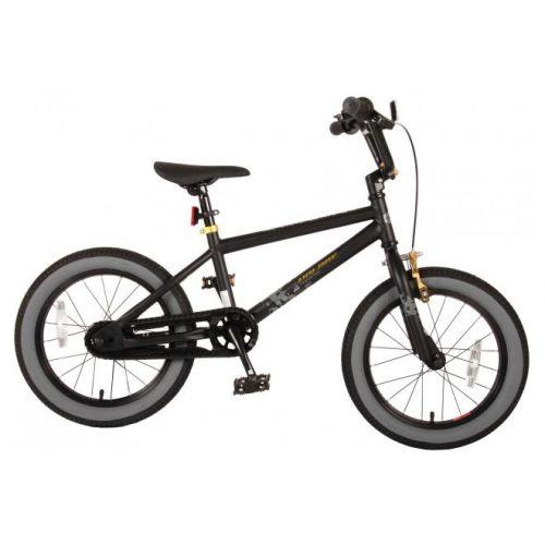 BMX Volare Cool Rider bmx16 inch zwart 2 handremmen