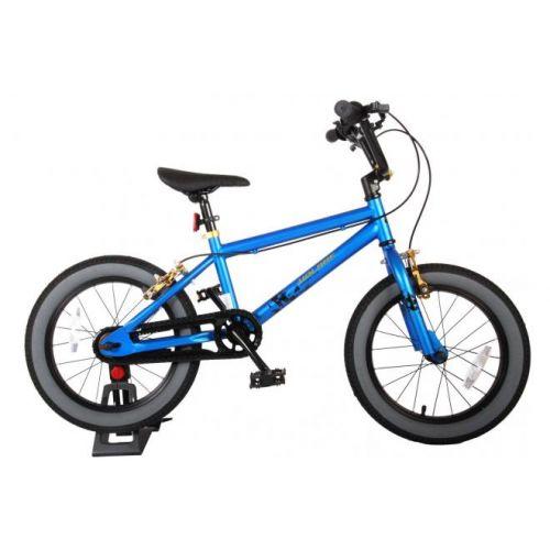 BMX Volare Cool Rider bmx 16 inch blauw 2 handremmen