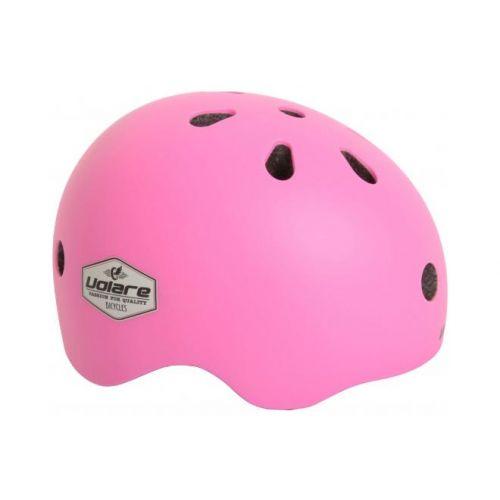 Volare fietshelm kids roze 51-55 cm