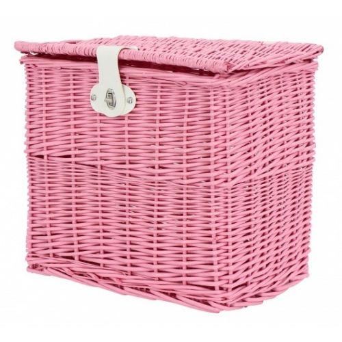 bakkersmand voor 25,5 liter roze