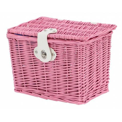 bakkersmand voor 9 liter roze