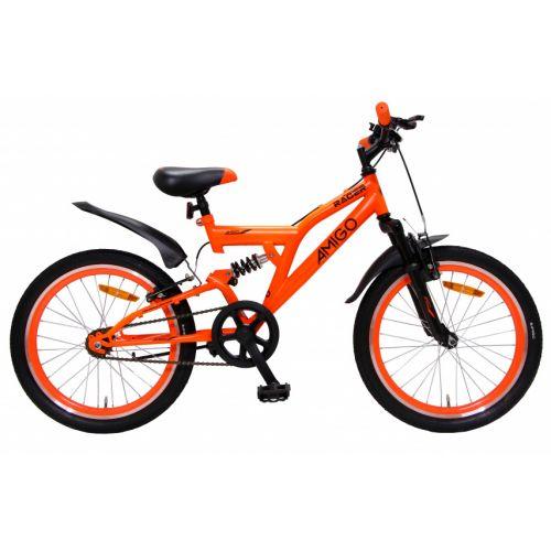 Racer 20 Inch 33 cm Junior V-Brakes Oranje