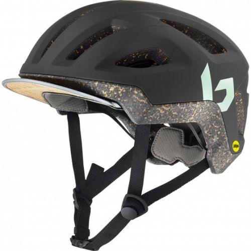 fietshelm Eco React Mips EPS matgroen maat 55-59 cm