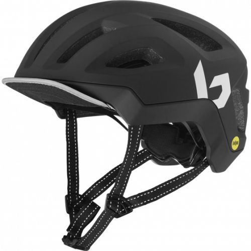 fietshelm React Mips EPS matzwart maat 59-62 cm