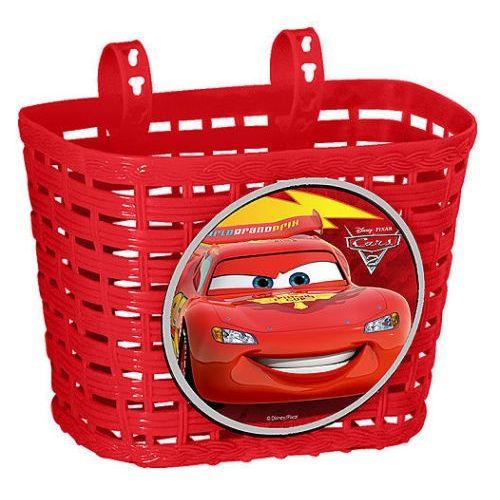 fietsmand Cars rood 4 liter