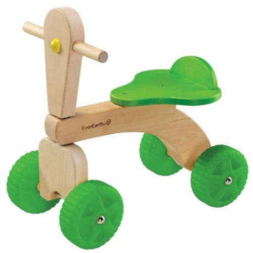 4 wielen Junior Blank/Groen