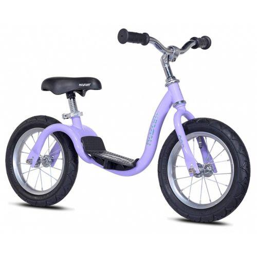 NEO v2s Balance Bike loopfiets 12 Inch Junior Paars
