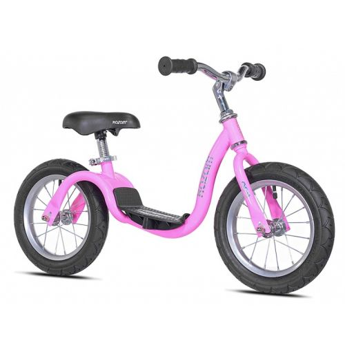 NEO v2s Balance Bike loopfiets 12 Inch Junior Roze