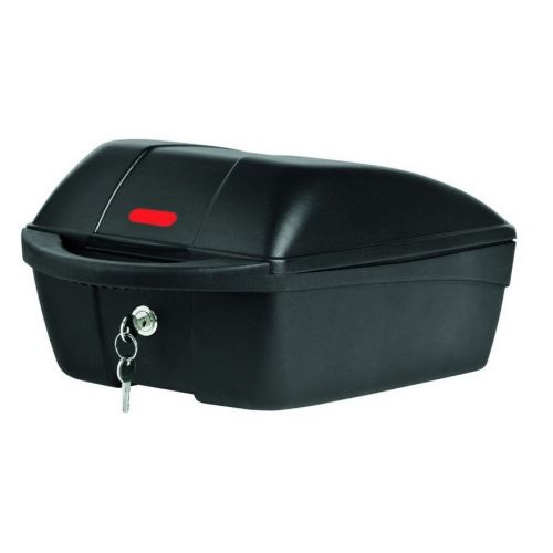 fietsbox 11 liter direct-mount systeem zwart