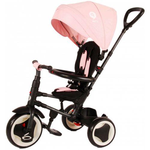 driewieler Rito Deluxe Junior Roze/Zwart
