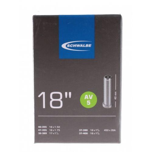 binnenband AV5 18 inch (40/47-355) AV 40 mm