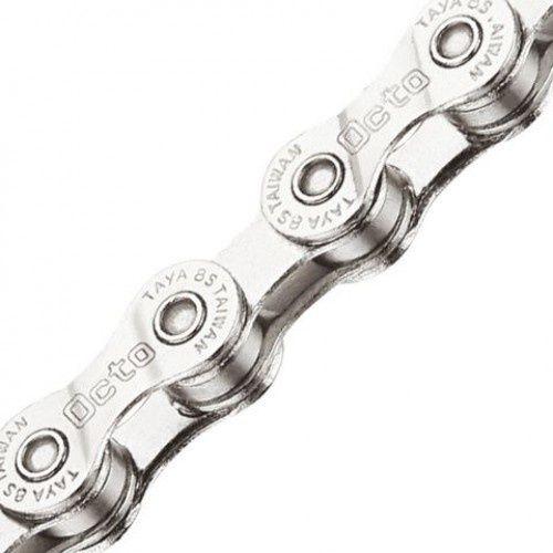 ketting Octo 1/2 x 3/32 7-8S 116 schakels zilver