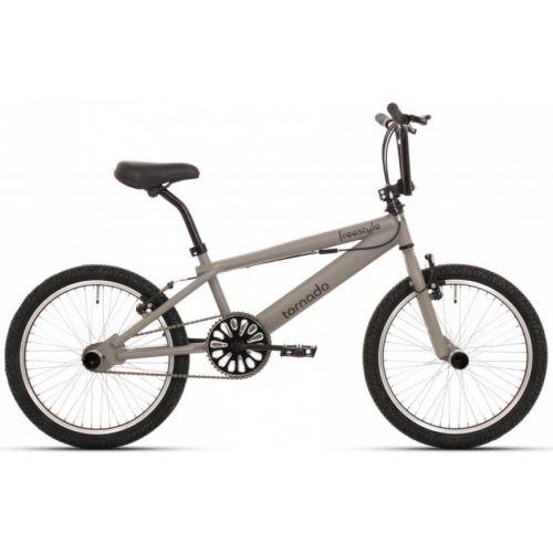 Freestyle 20 Inch 21,5 cm Unisex V-Brake Grijs
