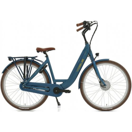 Mestengo 28 Inch 49 cm Dames 8V Rollerbrake Donkerblauw