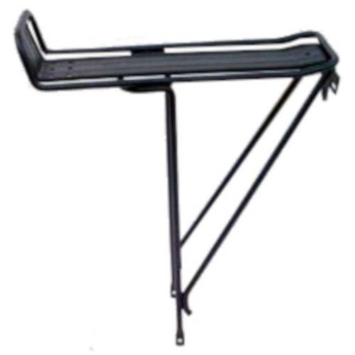 achterdrager aluminium 26 inch zwart