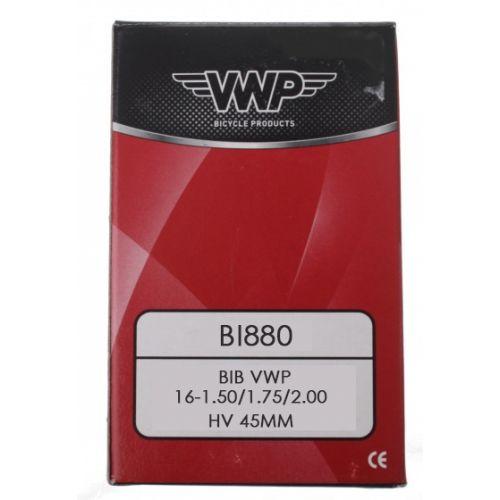 binnenband 16 x 1.50-2.00 (40/50-305) DV 45 mm