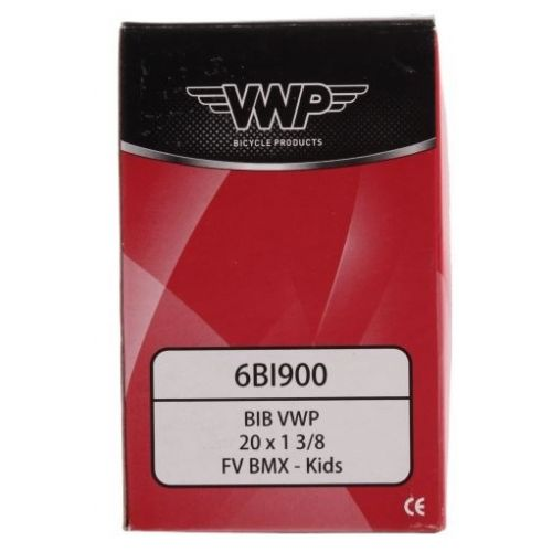 binnenband BMX 20 x 1 3/8 (37-406) FV 30 mm