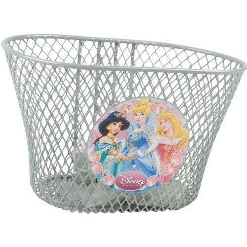 kinderfietsmand Disney Princess 3,5 liter zilver