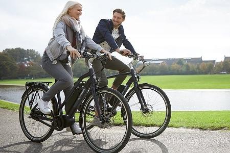 Waarom niet een E-bike